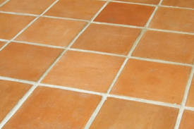 Clean & Seal Terracotta Tiles