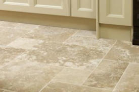 Clean & Seal Travertine Tiles